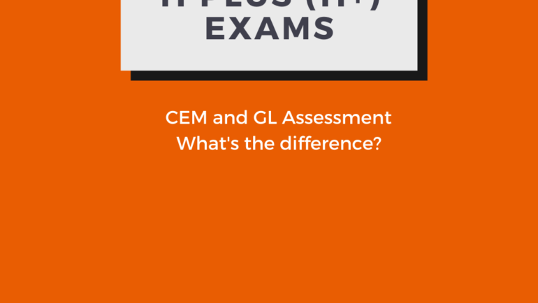 11+ Exams: CEM and GL Assessment – What's the difference?