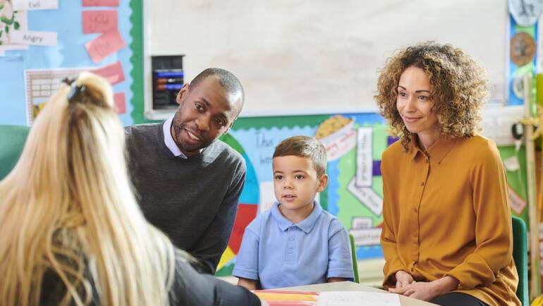 Getting the most out of Parent-Teacher meetings