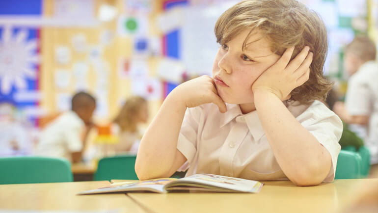 How to encourage a reluctant reader